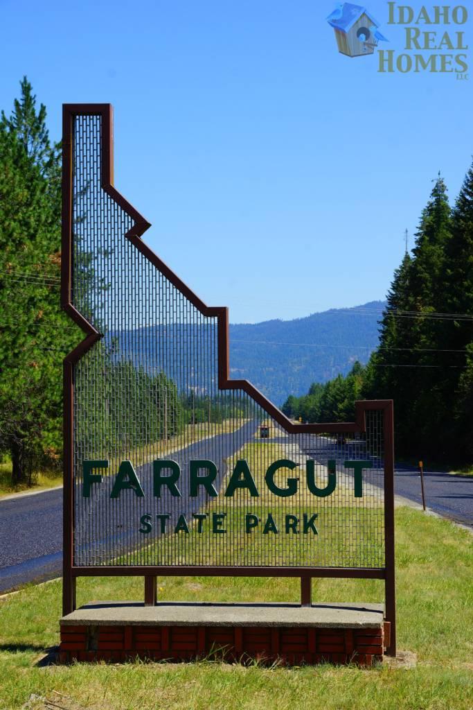 Farragut State Park in Athol Idaho