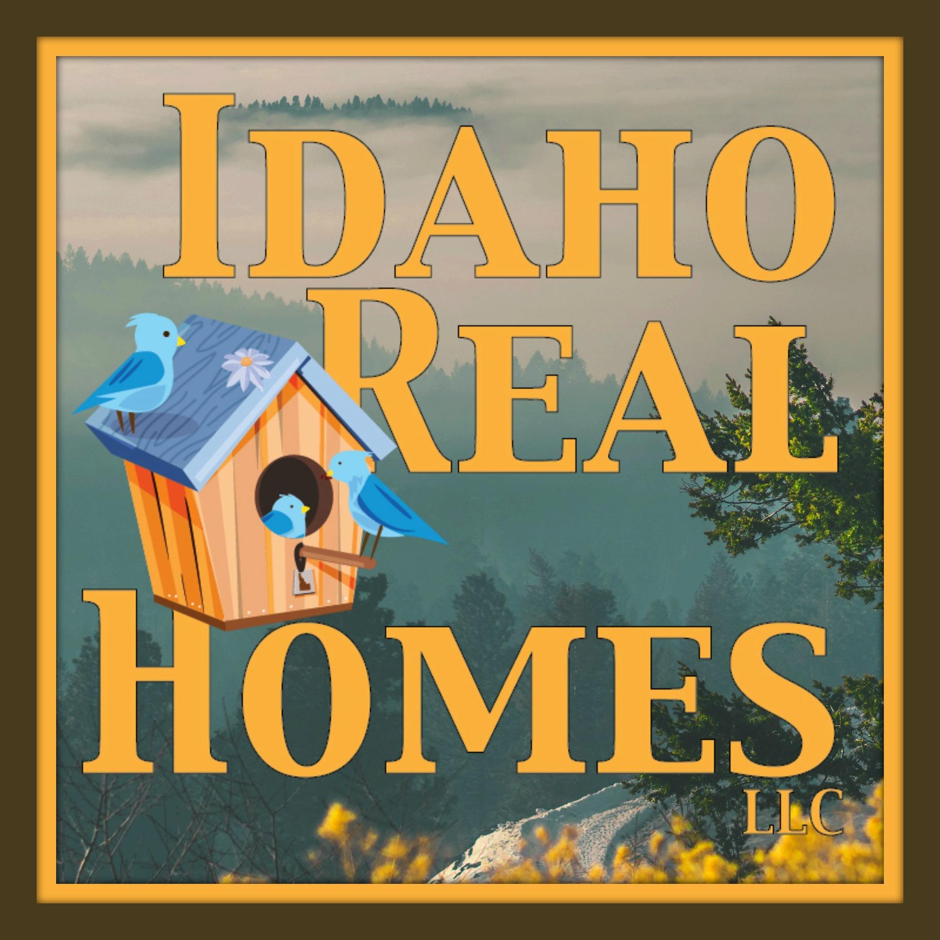 Idaho Real Homes LLC 1315 W Biztown Loop, Hayden, Id 83835. 208-719-9010