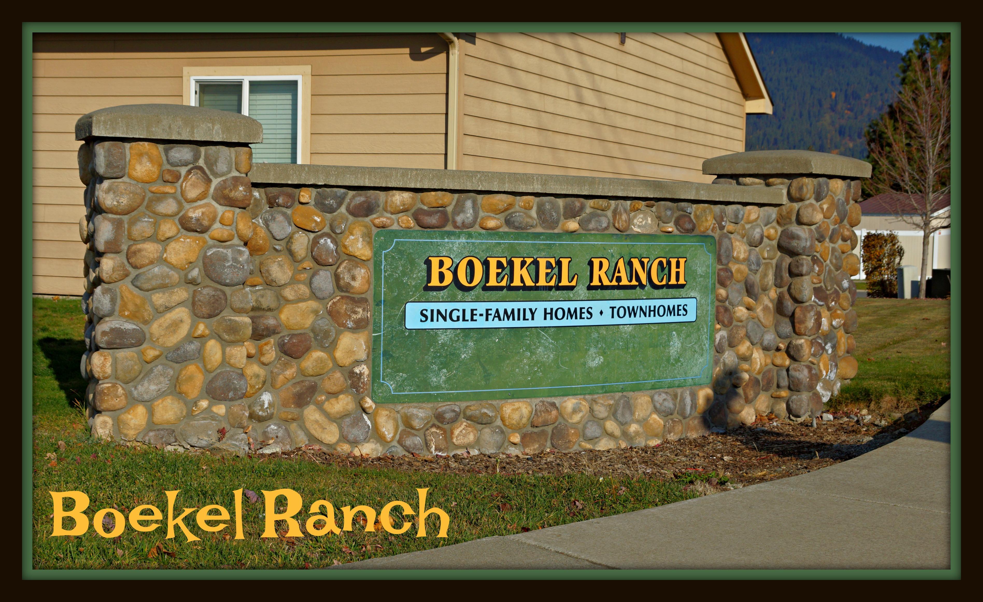 where is Boekel Ranch